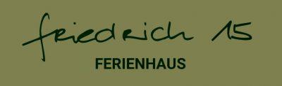 Ferienhaus Friedrich 15