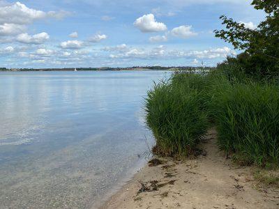 Halbinsel Holnis - Dänemark immer im Blick